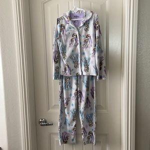Girls Disney Frozen Pajama Set